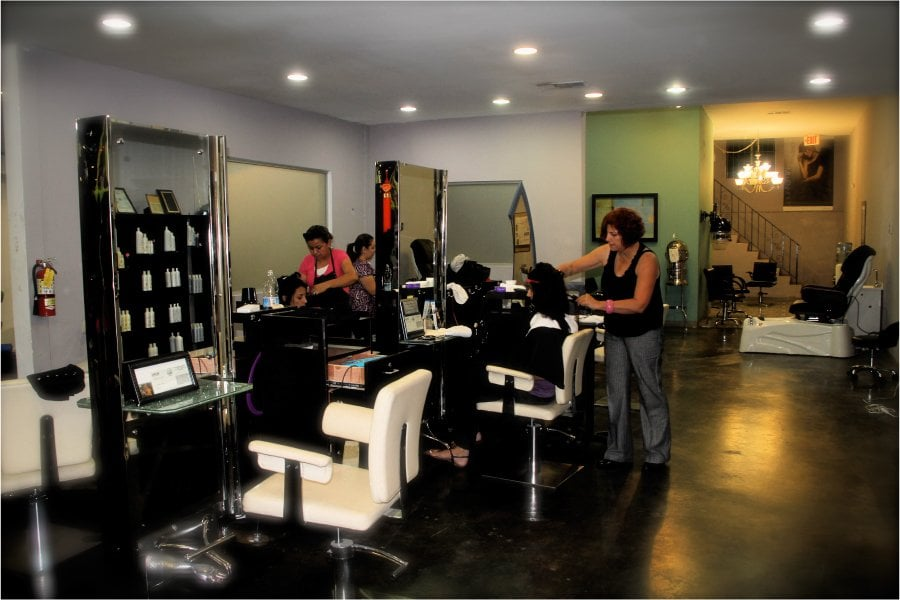 Your Beauty Salon And All Things In It